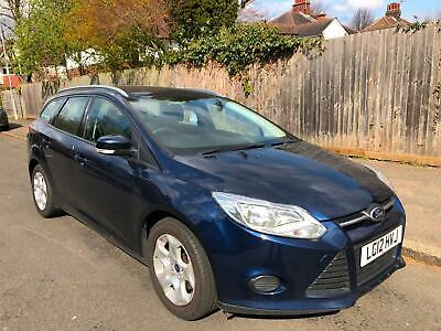 Ford Focus 1.6TDCi ( 115ps ) 2012.25MY Edge 2 Owners 97k