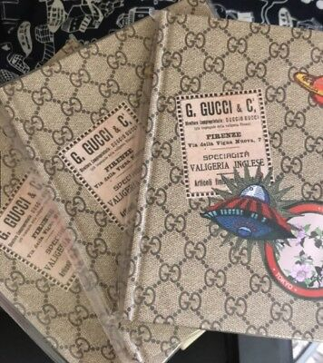 Gucci Limited Edition Japanese Magazine Limited Edition Notebook Free Shipping