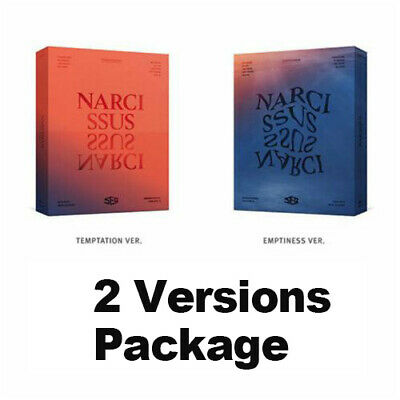NARCISSUS by SF9 The 6th Mini Album [Ver. Temptation + Emptiness - 2 items]