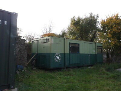 Portable Cabin Building Site Cabin Office 27ft X 10ft Mobile Office