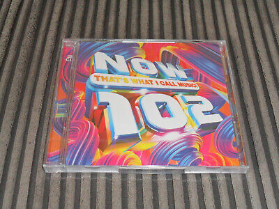 Now That`s What I Call Music 102. CD. Brand New & Still Sealed.