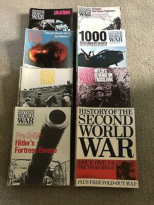 Purnells - History Of The Second World War