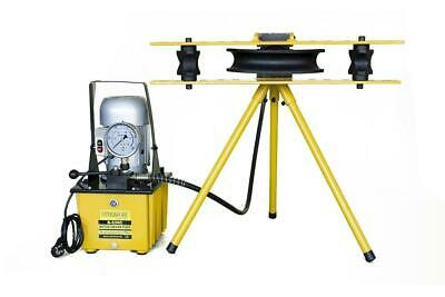 """Electro-hydraulic Pipe Bender (1/2"""" - 2"""") (W-2D)"""