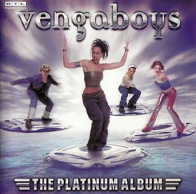 Vengaboys : The Platinum Album / Cd - Top-Zustand