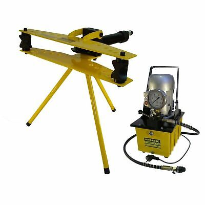 """Electro-hydraulic Pipe Bender (1/2""""-3"""") (W-3D)"""