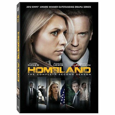 Homeland: Season 2 New, Factory Sealed, Never Been Opened , Free Shipping