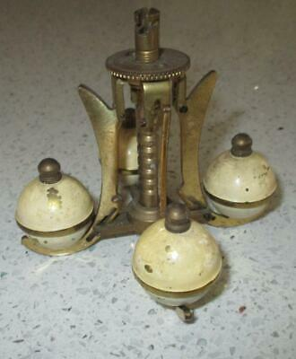 Large Vintage Pendulum For A German Anniversary Clock - For Restoration
