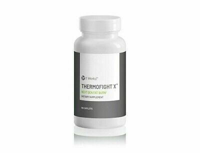 It Works Thermofight X 60 Capsules , Ready to Ship, Fast shipping