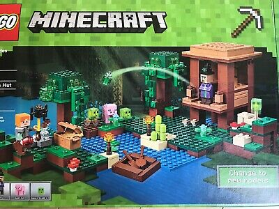 Figurines, statues Minecraft WITCH Mini Figures Series 1 Loose