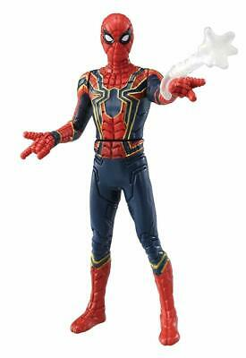 Takara Tomy Marvel Metacolle Mini Figure Collection Iron Spider Shooter version