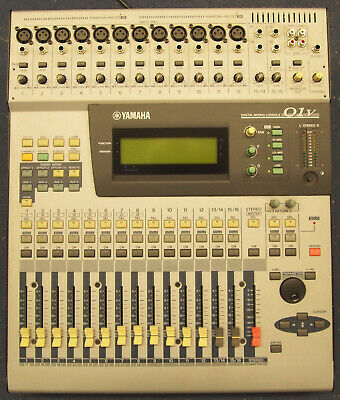 Yamaha 01V Digital Mixer   Super Zustand !