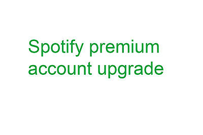 Spotify Premium ⭐ Upgrade | Personal Exist