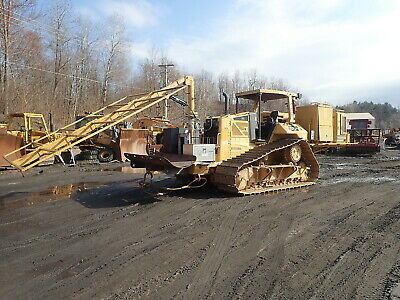 08 Caterpillar D6N LGP Crawler Dozer TACK TRACTOR Welding PIPELINE 1200 HRS! CAT