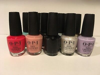OPI Nail Polish, 0.5 oz, Many Colors-You Pick- list #3