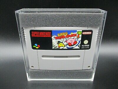 Top Zustand Video Games & Consoles Snes Kirby`s Ghost Trap Verpackung