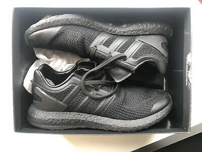 ADIDAS Y 3 PURE Boost Triple Black 11.5