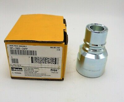 Parker Hp-1502-24Fp Nose Piece Assembly High Pressure Nipple