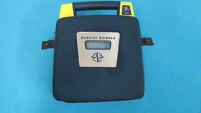 Cardiac Science Powerheart G3 AED With 2015 Battery, Pads & Case  (Excellent)
