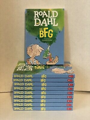 *NEW* Lot of 10 - THE BFG - Roald Dahl - Guided Reading Class Set