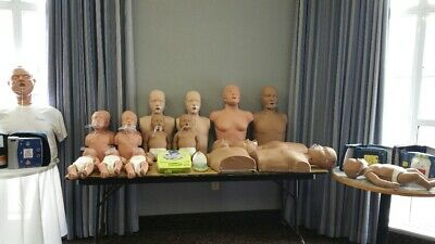 Top of the Line First Aid & CPR Equipment for Sale,incl. CPR Manikins /mannequin