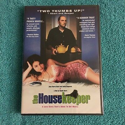 The Housekeeper (DVD, 2003) Brand New Sealed, Region 1
