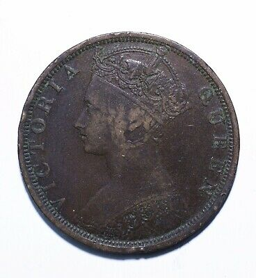 1901 Hong Kong 1 Cent - Victoria - Lot 194