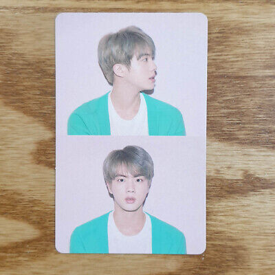 Jin Official Photocard BTS Map Of The Soul : Persona ver.01 Genuine Kpop