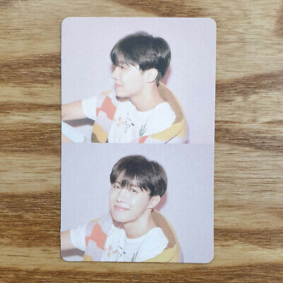 J Hope Official Photocard BTS Map Of The Soul : Persona ver.01 Genuine Kpop