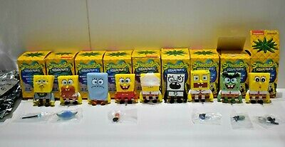 Kidrobot The Many Faces Of Spongebob Vinyl Mini Series Pickles