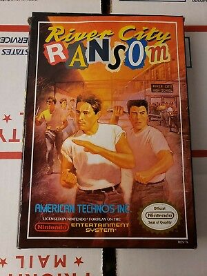 River City Ransom (Nintendo Entertainment System, 1989)