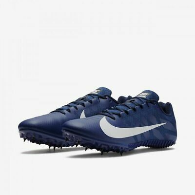 86231af7cfb28 Nike Zoom Rival S 9 Men s Track Sprint Spikes 907564-401 tool+spikes size