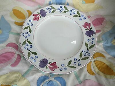 Adams China Old Colonial Older Backstamp Dinner Plate 10 1/4""