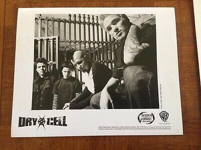 Dry Cell with Danny Hartwell and Brandon Brown Press Photo 10x8