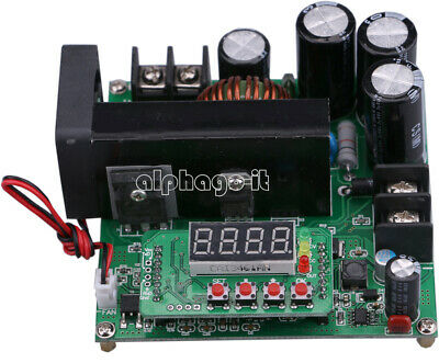 1PCS 250W BST900W  DC-DC CNC Boost Converter Step-up Charging Power Module