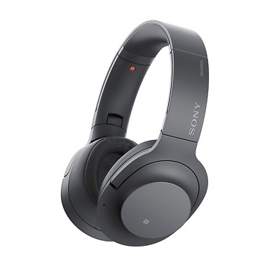 Sony WH-H900N h.ear on 2 Bluetooth Wireless Noise Canceling Stereo - Black