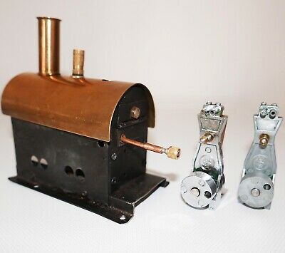USE steam Boiler and engines