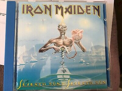 cd iron maiden seventh son of a seventh son