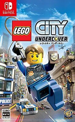 Warner Bros. Home Entertainment Lego (R) City Undercover - Switch :663