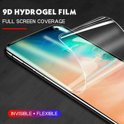 For Huawei P30 PRO Screen Protector Film Full Cover Clear