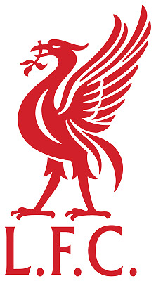 LIVERPOOL FOOTBALL CLUB / Decal / Water Bottle / Lunch Box / Wall Art / Car/ LFC