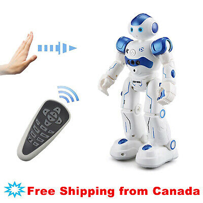 Smart Robot Toys Remote Control Robot Nice Gift for Boys Girls kid's Companion