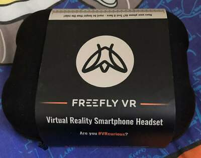 Freefly Vr, Virtual Reality Smartphone Headset [Fit 135Mm+ Phones] New-Unused
