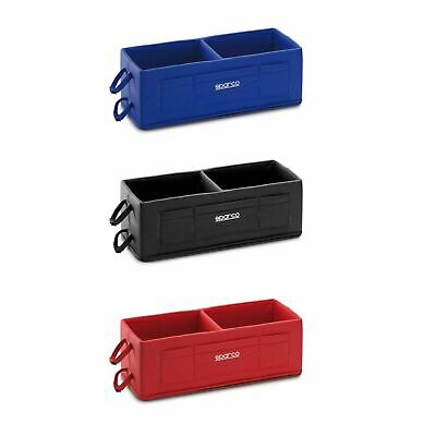 Sparco Double Helmet Storage Box - Race / Rally / Drifting / Motorsport 01662
