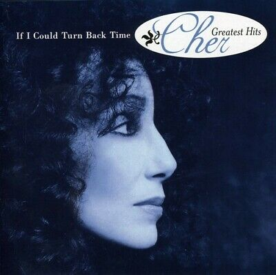Cher If I Could Turn Back Time Greatest Hits CD NEW