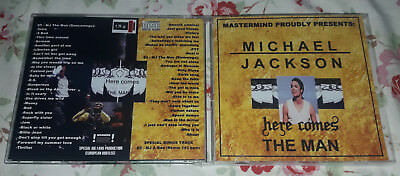 Michael Jackson - CD Here Comes THE MAN - SPECIAL FAN EDITION 3 Megamixes