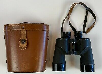 Binoculars & Telescopes 100% True Rare 1942 Ww2 Era Swiss Military Army Leather Binocular Case Great Condition Cameras & Photo