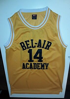 Nike Fresh Prince Bel-Air Academy Will Smith Basketball Jersey Medium 90s Retro