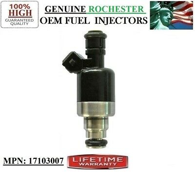 6x Refurb OEM Rochester Fuel Injectors *Oldsmobile Cutlass Supreme 2.8//3.1L V6*