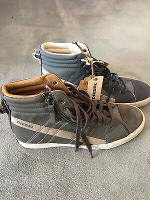 best loved 5c3f3 b4121 DIESEL HERRENSCHUHE SNEAKER Gr. 43 D-String Plus Trend