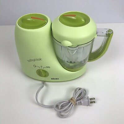 Béaba Babycook 3 In One Baby Food Maker NWOB